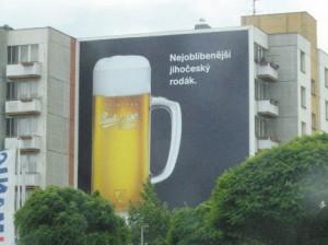 Наружная реклама в Европе