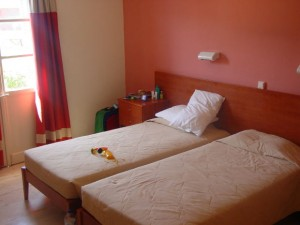 Комната в мини-гостинице