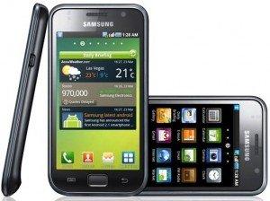 Смартфон Samsung Galaxy S