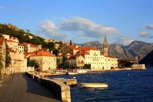 Побережье в Черногории