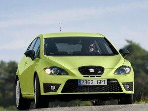 Seat Leon Cupra R - текущая версия