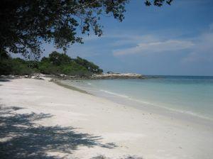 Пляж на острове Самет, провинция Районг