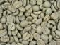 Зерна зеленого кофе