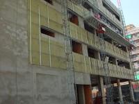 Пример вентилируемого фасада