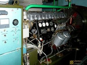 Промышленный дизель-генератор