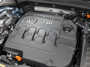 Дизельный двигатель Volkswagen. Фото Volkswagen