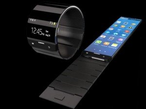 Часы Galaxy Gear