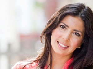 Ere Perez - основательница компании по производству органической косметики