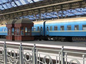 Железнодорожная станция во Львове