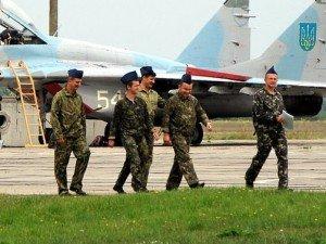 Вооружённые силы Украины