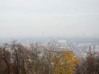 Киев осенью
