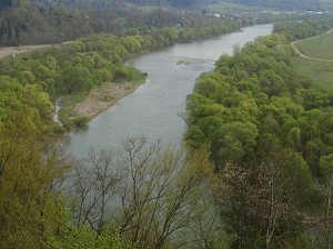 Река Сан