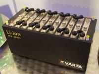 Литий-ионный аккумулятор VARTA