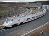Скоростной поезд Talgo 250