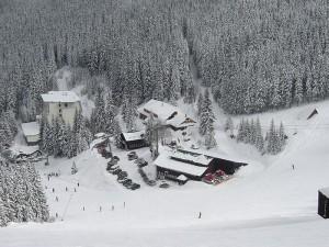 Лыжный курорт Ясна, Словакия