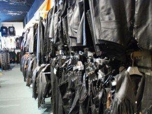 Магазин кожаной одежды