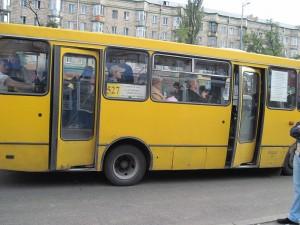 Маршрутка в Киеве