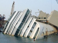 Операция по подъему лайнера Costa Concordia