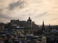 Эдинбург, столица Шотландии