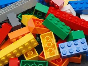 Кубики конструктора Lego
