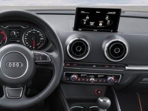 Мультимедийная система Audi A3 Sedan