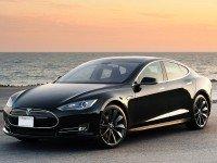 Tesla Model S. Фото Tesla