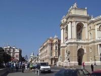 Вид на Ланжероновскую улицу, Одесса
