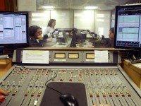 Запись на радиостанции
