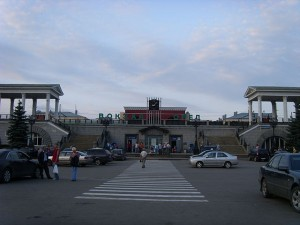 Орел. Фото - Sergius1989 at ru.wikipedia