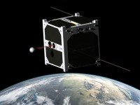 Спутник CubeSat. Фото Erik Kulu