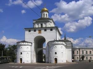 Золотые Ворота, Владимир. Фото - Dmitry Kamshilin