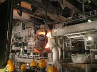 На заводе ThyssenKrupp. Фото - Katpatuka из немецкой Википедии
