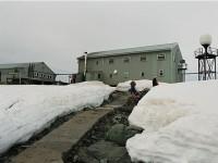 """Станция """"Академик Вернадский"""", Антарктида. Фото - Jerzy Strzelecki"""