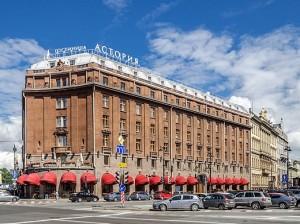 Гостиница Астория, Санкт-Петербург. Фото - Alex Florstein