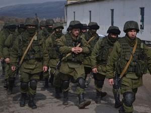 Российские войска в Крыму. Фото - Anton Holoborodko (Антон Голобородько)