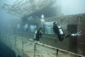 Подводная галерея Андреаса Франке. Фото с официального сайта