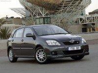 2004 Toyota Corolla. Фото Toyota