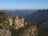 Скалы «Мона Лиза» в Австралии. Фото Namiac