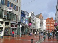 Графтон-стрит, Дублин. Фото Donaldytong