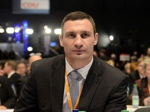 Виталий Кличко. Фото Cducsu