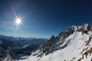 Monte Bianco di Courmayeur. Фото Antonio Furingo