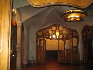 Интерьер Дома Бальо