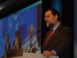Мариано Рахой, премьер-министр Испании. Фото - European People's Party