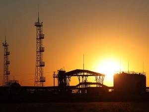 Газовые месторождения в Тюмени. Фото - DMyshkin