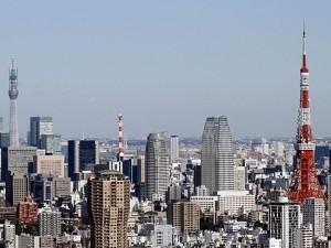Токио, столица Японии. Фото - Morio