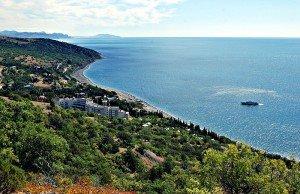 Канака, Крым. Фото Виктора Корниенко