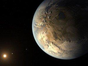 Планета Kepler 186f