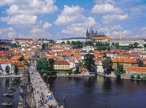 Прага. Фото Estec Co.Ltd