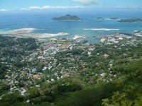 Виктория, Сейшельские острова. Фото Esskay