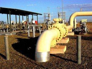 Газопровод. Фото Глена Диллона